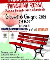 Panchina Rossa 06 06 2019