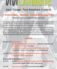 Sabato Festa Rom 13 05 2017