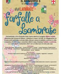 Mostra Farfalle a Lambrate 1